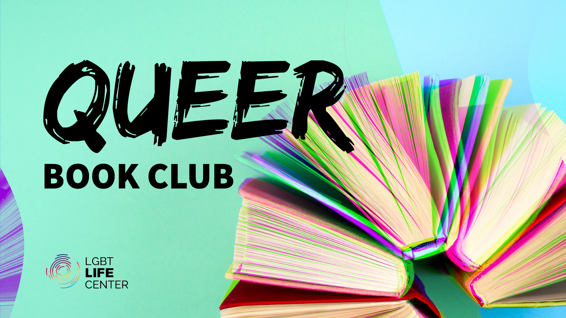 Queer Book Club LGBT Life Center