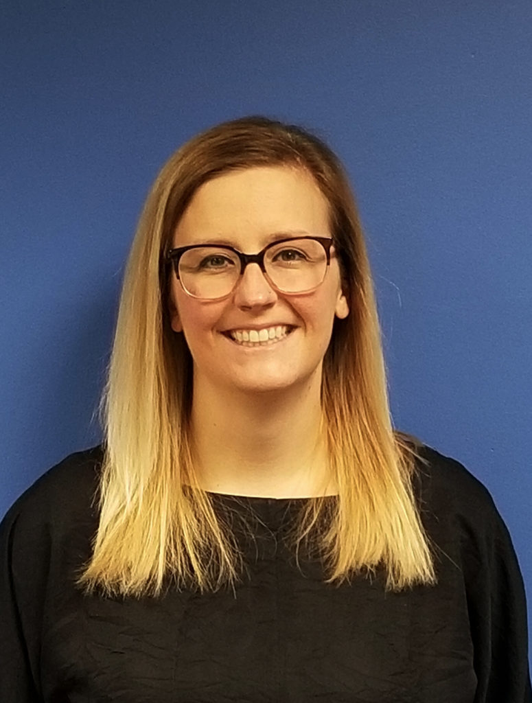 Emily McLean, Housing Case Manager at LGBT Life Center