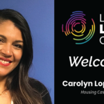 Carolyn Lopez Rivera from LGBT Life Center