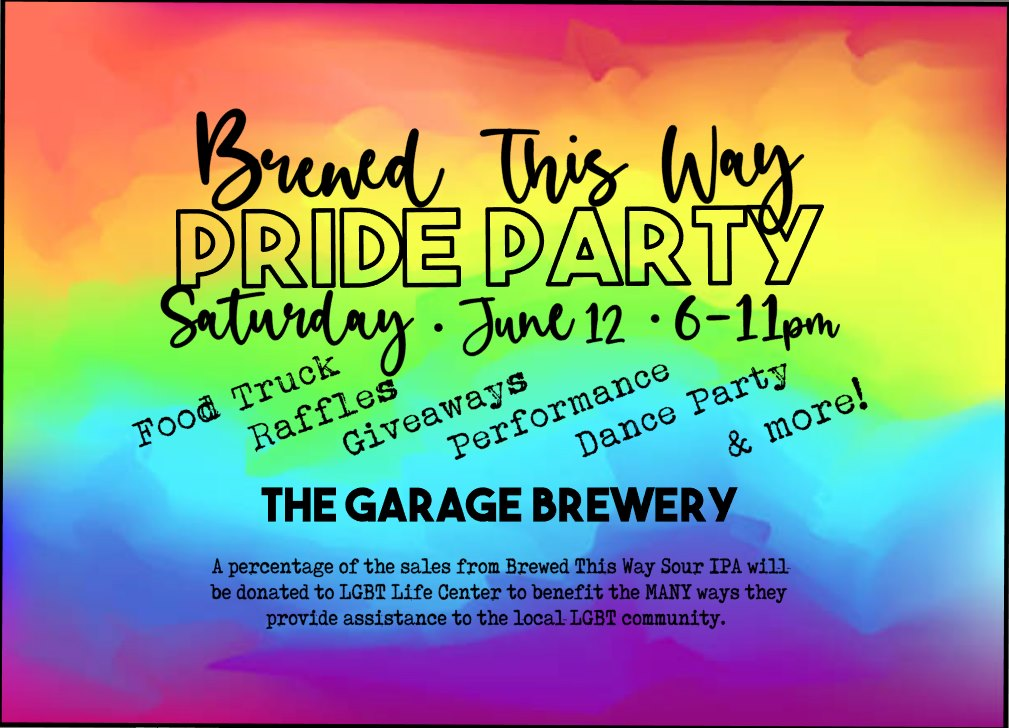 Brewed This Way LGBTQ event in Hampton Roads
