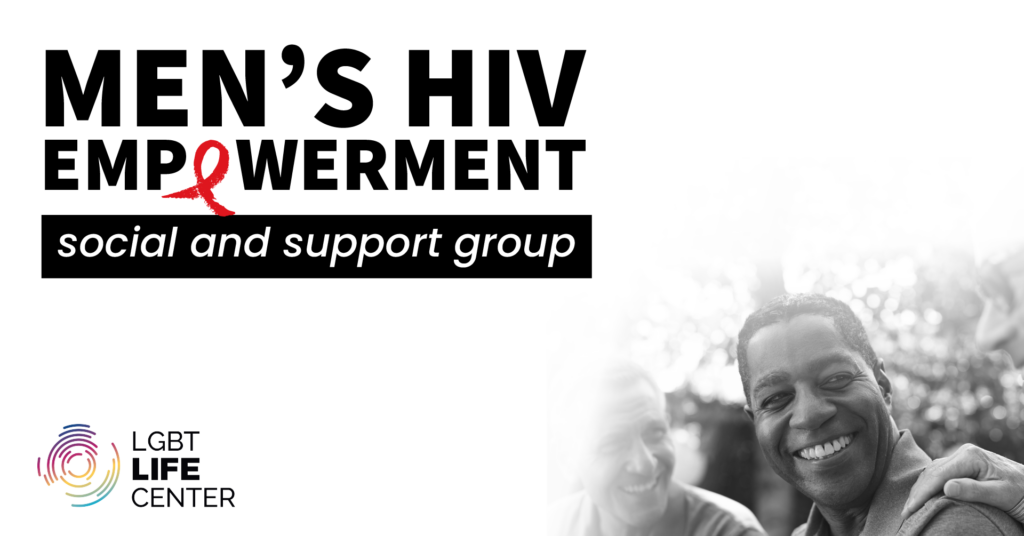 Men's HIV Empowerment social and support group