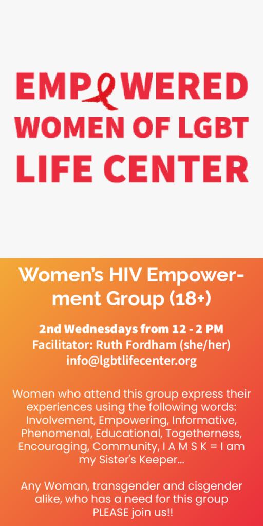Women's HIV Empowerment Group