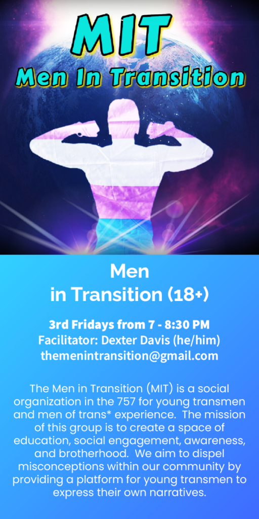 Men In Transition Group