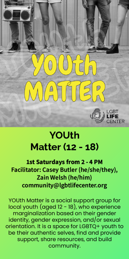 LGBTQ Youth Group