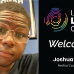 Joshua Holder, Medical Case Manager at LGBT Life Center