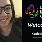 Housing Case Manager, Katie Rogers