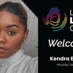 Kendra Edwards, Housing Case Manager, LGBT Life Center